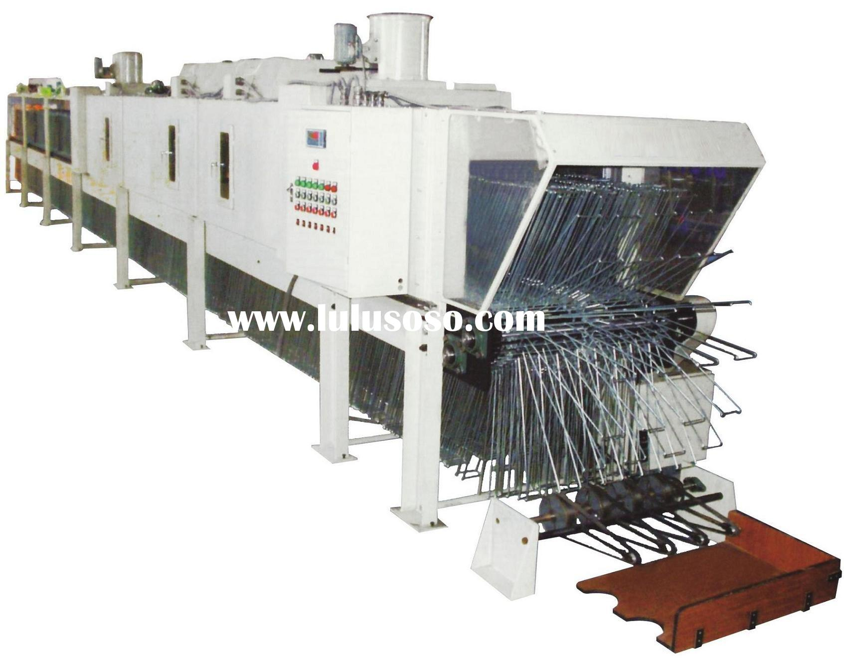 Full Automatic Paper Hot Air Wicket Dryer