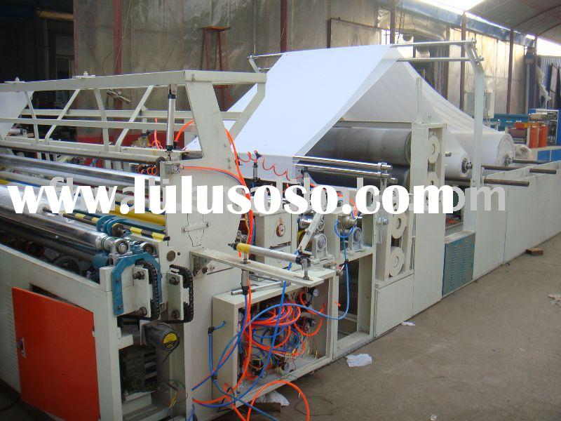 Full Automatic Rolled Toilet Paper Machine