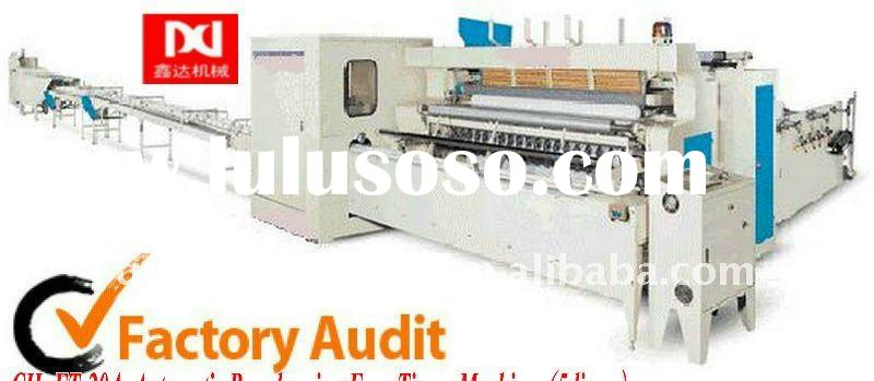Full-automatic toilet paper production line (CIL-SP-A-A )