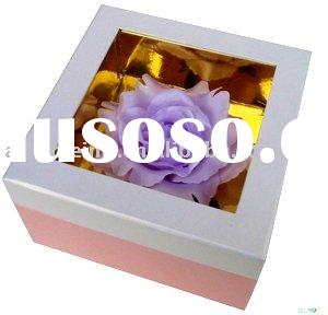 Gift packing box, paper crafts, candy packaging
