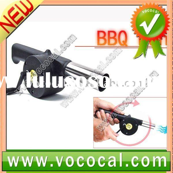 Hand Crank Fan Air Blow Blower for BBQ Barbecue Fire