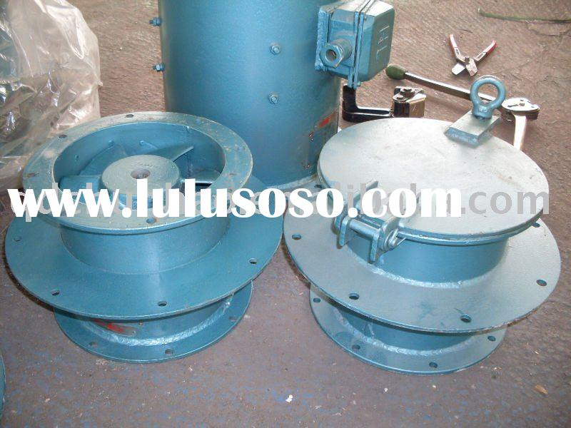 Marine air blower fan for offshore platform use