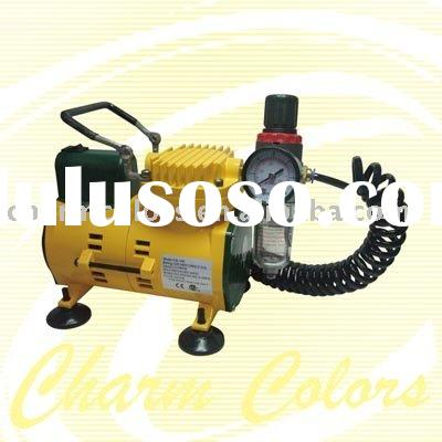 Mini Compressor for Airbrush tanning kit