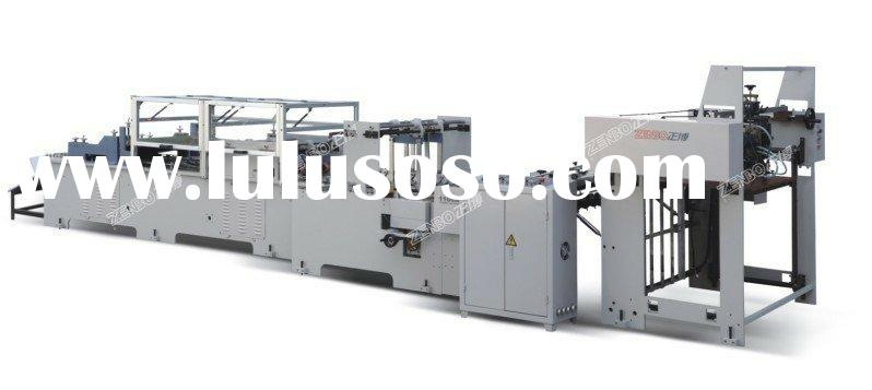 Recycled Paper Bag Making Machine ZB1100A