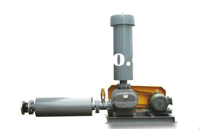 Vacuum And Blower Systems : Roots pump vacuum system with rotary pistion for sale