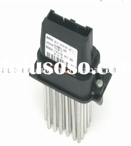 blower motor resistor for BMW