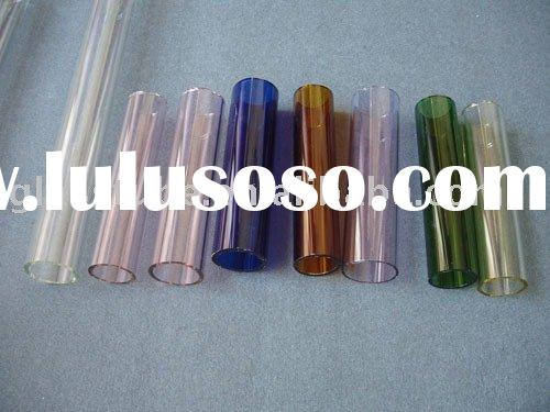 borosilicate glass tube (Pyrex)