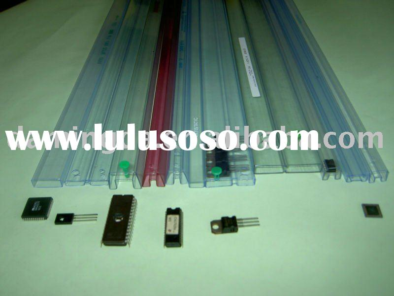 clear plastic packing tube