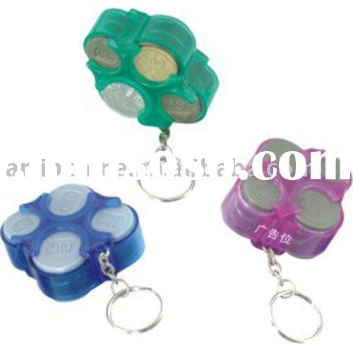 coin holder  ,  coin pouch  ,  coin holder key chain