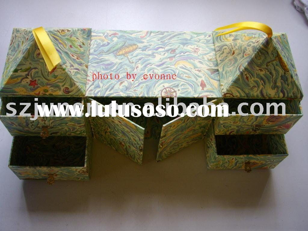 gift color paper box