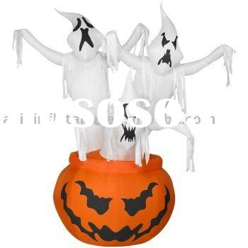 inflatable ghost / inflatable Halloween gift / airblown Halloween inflatables