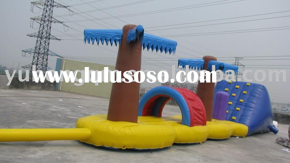 inflatable water game/inflatable water slide/water sport