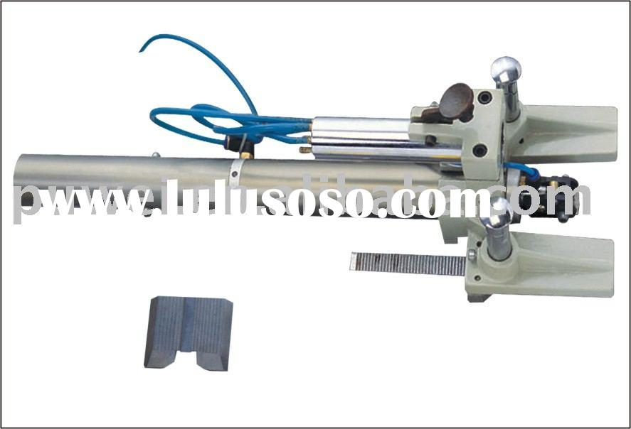 portable pneumatic single side cleaning machine