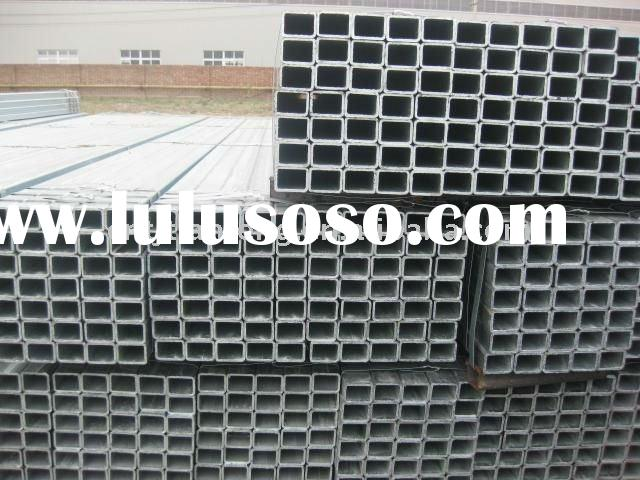 square tube steel metal
