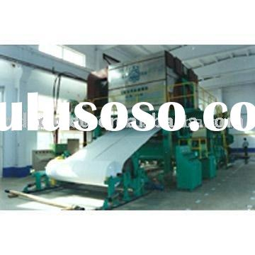 toilet paper production line