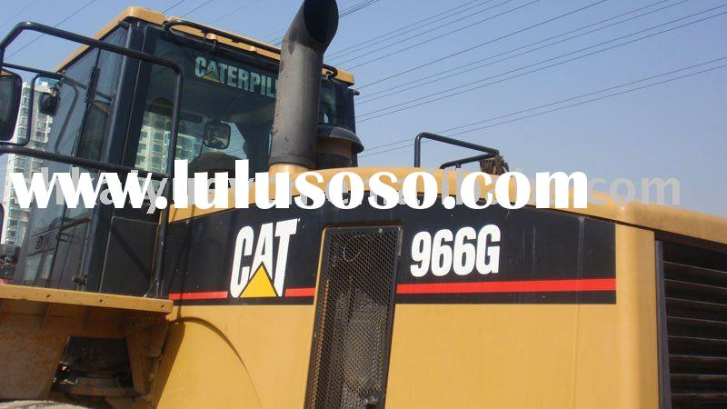 used wheel loader CAT966G