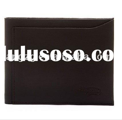 2011 Men's Fashion Genuine Leather Wallet