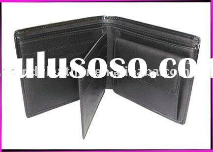 2011 newly arrival genuine leather wallet