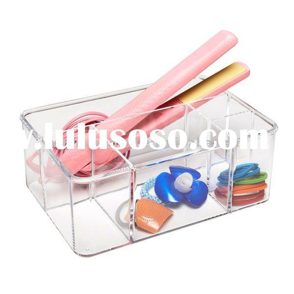 Acrylic Hair Accessories Organizer or Acrylic Storage Tray