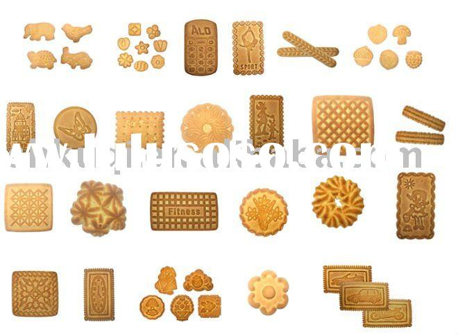 Automatic Hard Biscuit & Soft Biscuit Making Machinery In China