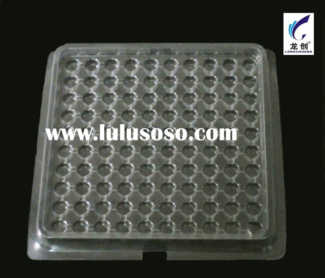 Clear PET trays