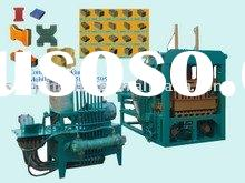 Concrete Brick Making Machinery