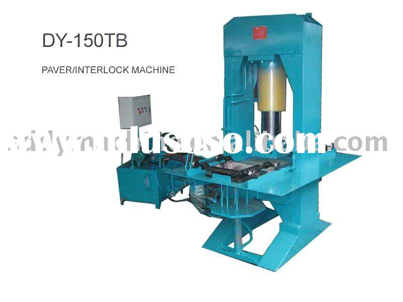 DY-150TB Paving/interlock Brick/Block Making Machinery/Machine