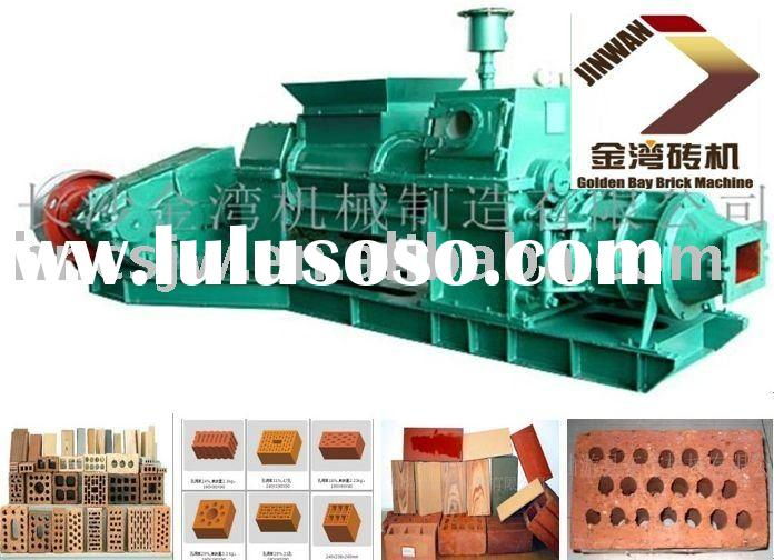 Fired Clay Brick Making Machinery