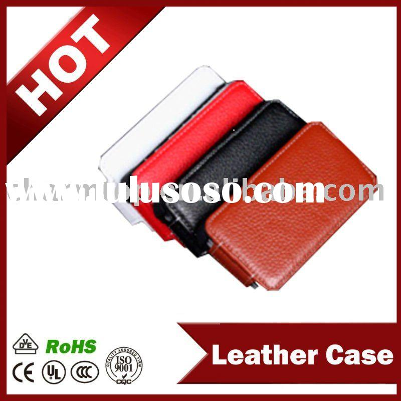 For iPhone 4g Genuine Cow Leather Case