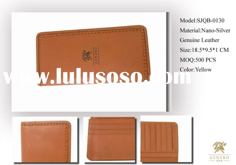 HANDMADE LEATHER WALLETS AND PURSES