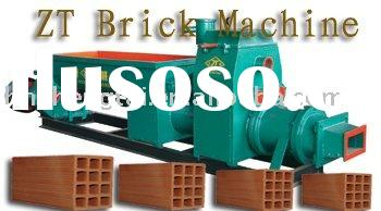 Low  Price hollow brick making machinery,red clay bricks machine/clay soil mud molds maker