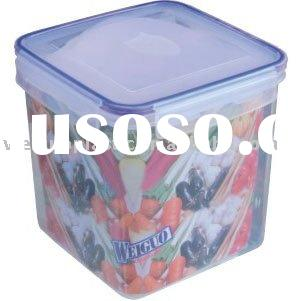PP small size plastic food container for promotion (B-817)