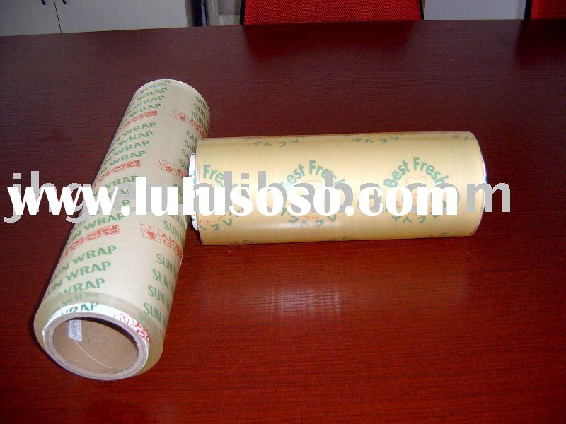 PVC Cling Film for food packaging