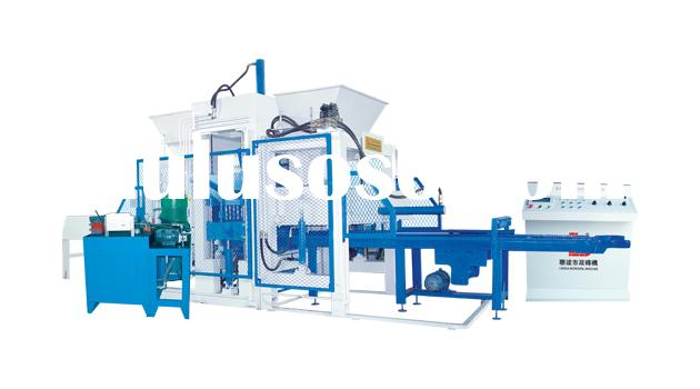 QFT8-15 Fully Automatic Concrete Brick Making Machine/block making machinery/block machine