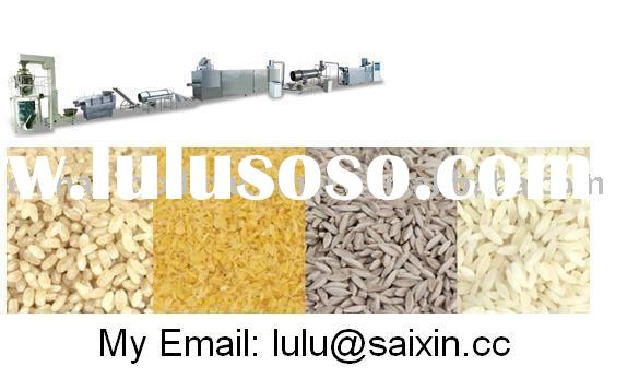 Rice Processing Line