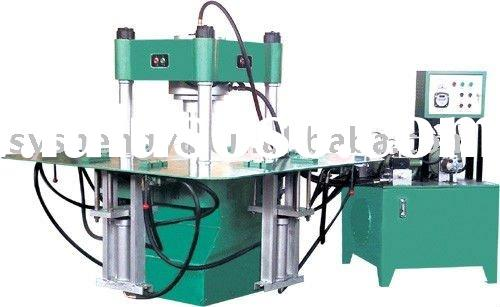 SY7502 glass paving block making machine