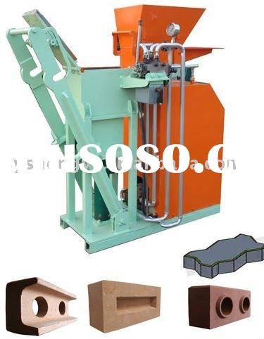 SY-1A hydraulic hand brick making machinery
