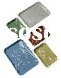 """Tray Sleeves (high quality clear plastic,11-5/8""""*16"""")"""