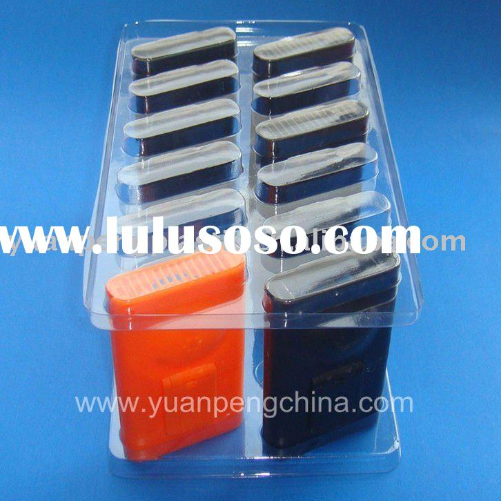 Vacuum Formed Plastic Blister Tray for Electronic Packaging