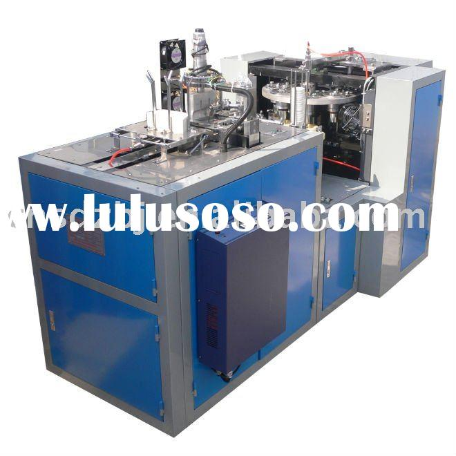 ZBJ-16A automatic paper cups forming machines, disposable coffee cups making machinery
