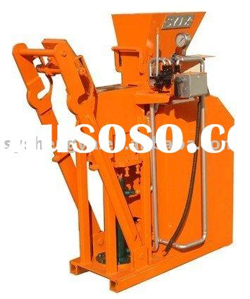 adobe brick making machine(SY-1)