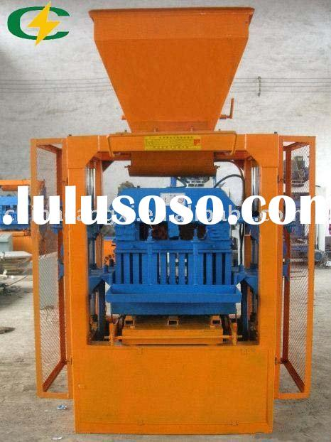 adobe brick making machine/small brick making machine