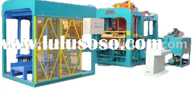 concrete brick making machinery,flyash brick making machine