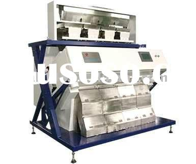 dried / dehydrated vegetables and fruit CCD camera color sorter machinery