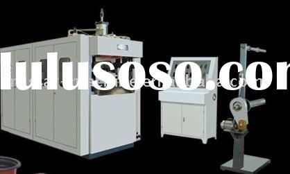 full automatic Disposable plastic cup making machine