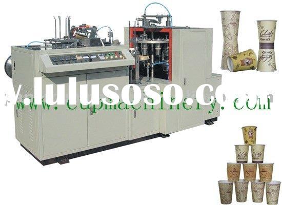 paper cup making machinery