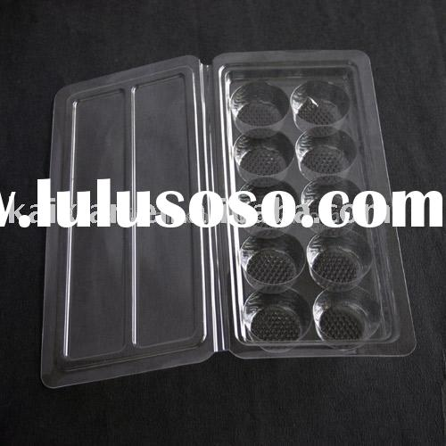 plastic custom packaging trays