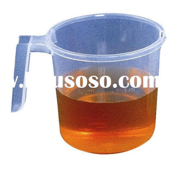 plastic measuring cup kitchenware pp container