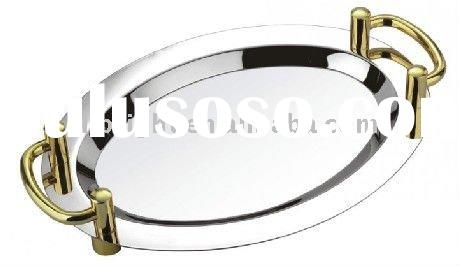stainless steel Oval tray