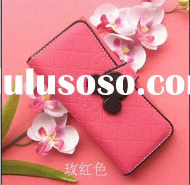 wholesale & retail with mixed order -wallet for lady